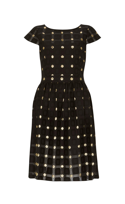 Didi Dot Dress