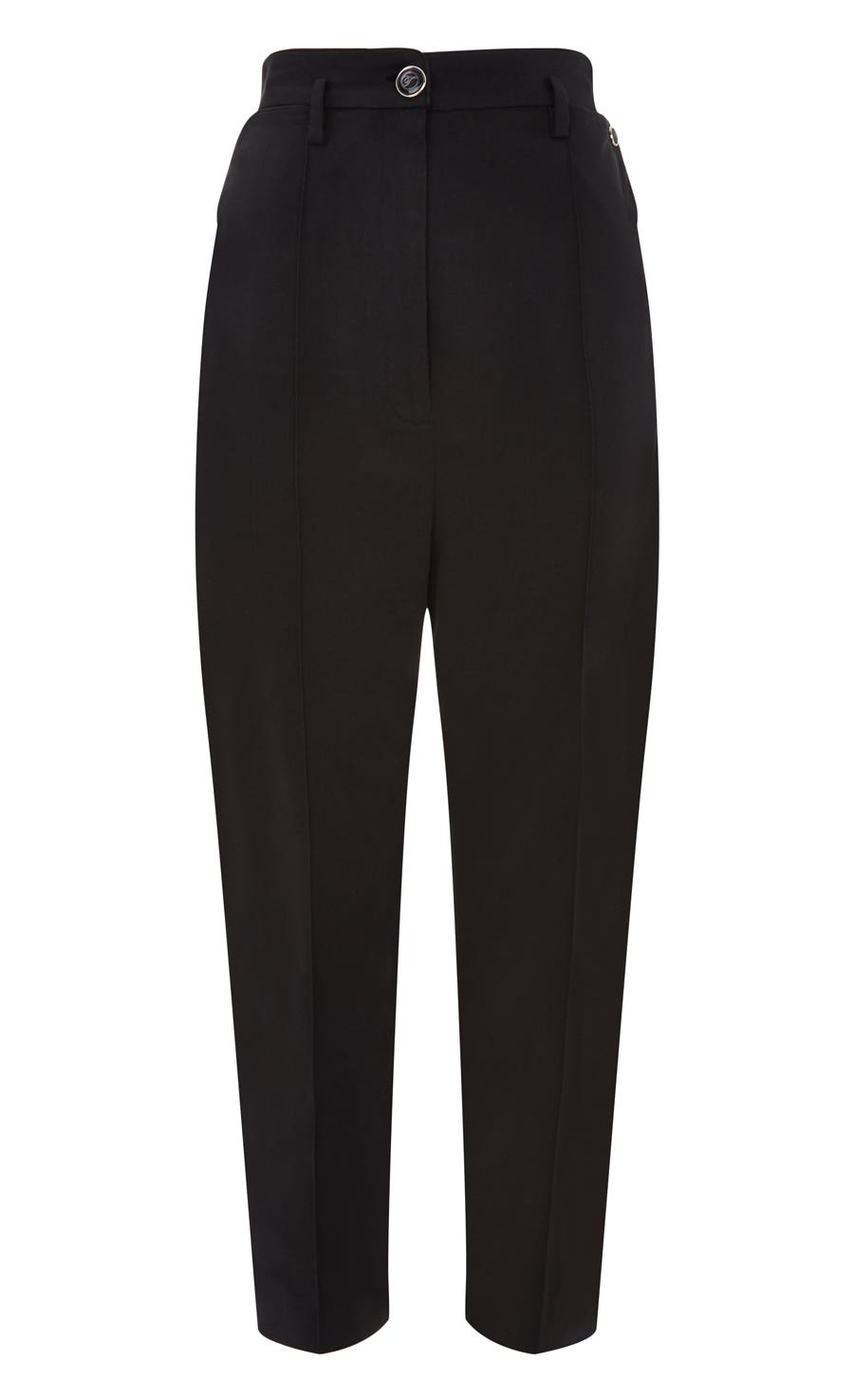 Blueberry Tailoring Trousers, Black