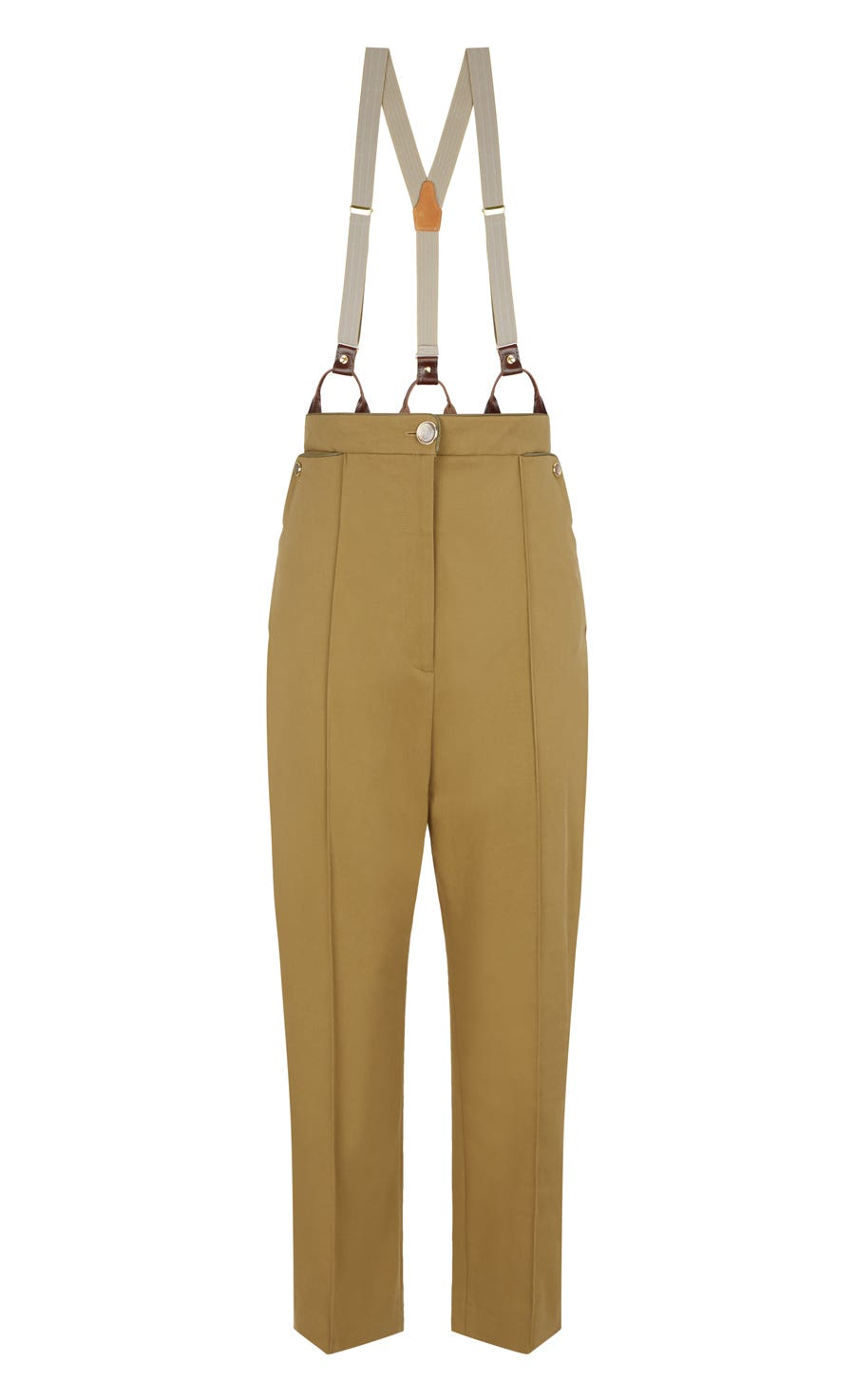 Blueberry Tailoring Trousers Br, Flax