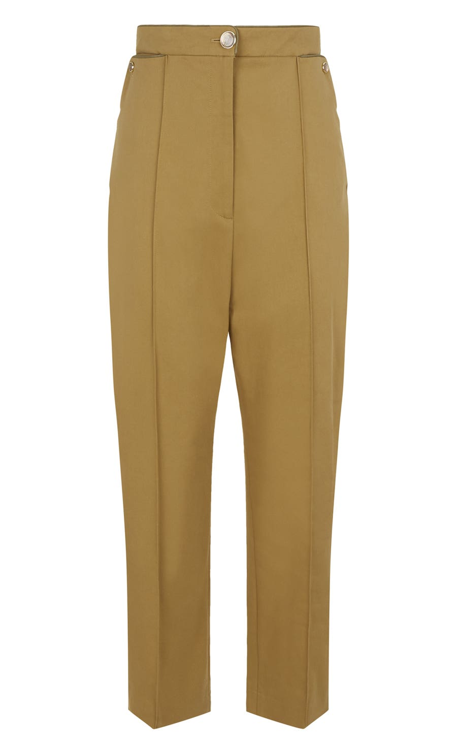 Blueberry Tailoring Trousers, Flax