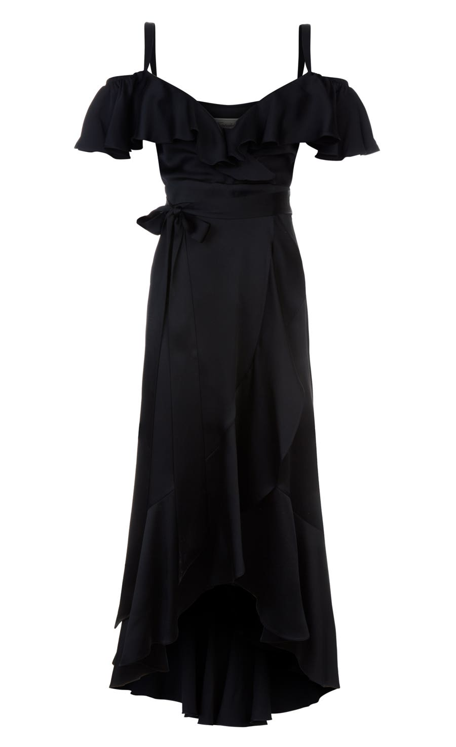 Carnation Dress, Black