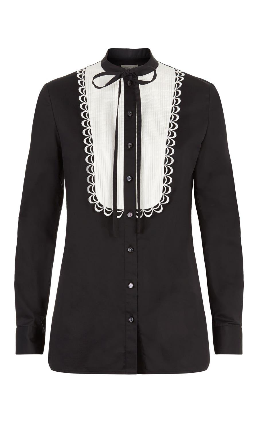 Fountain Shirt, Black