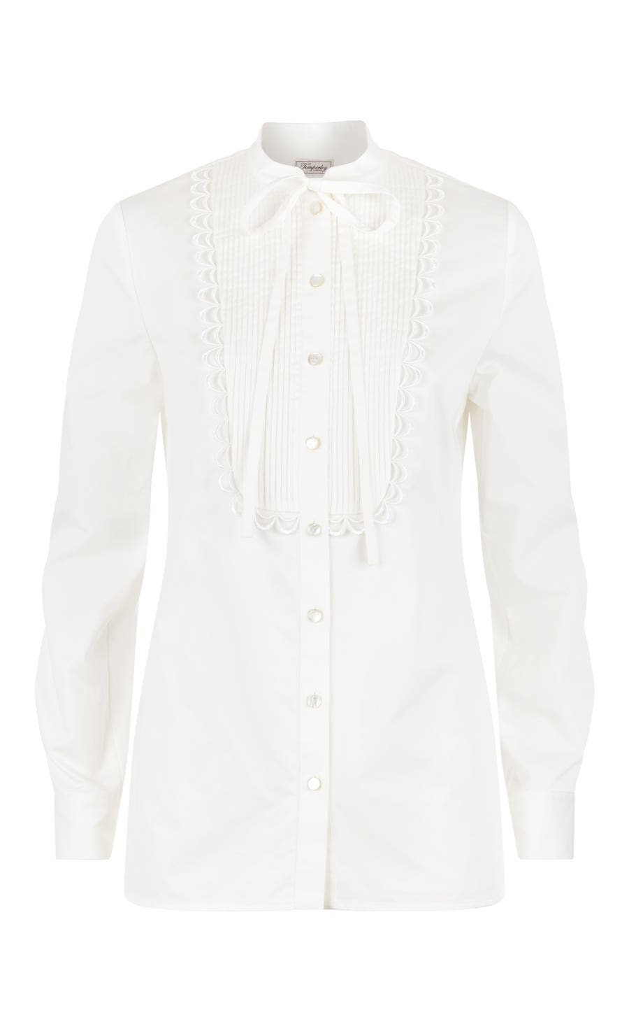 Fountain Shirt, White