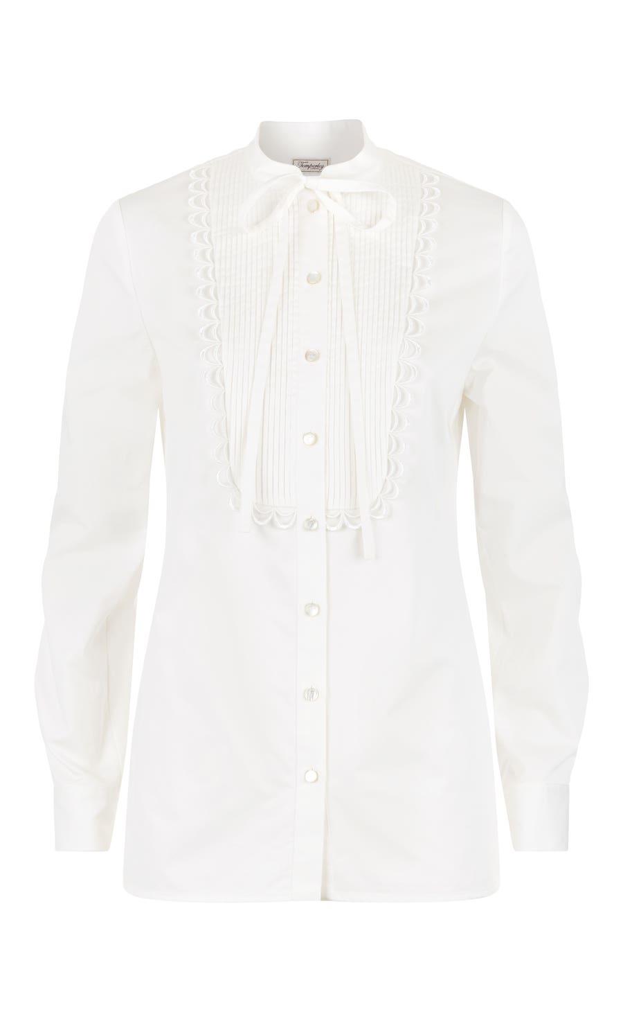 Fountain Shirt, White
