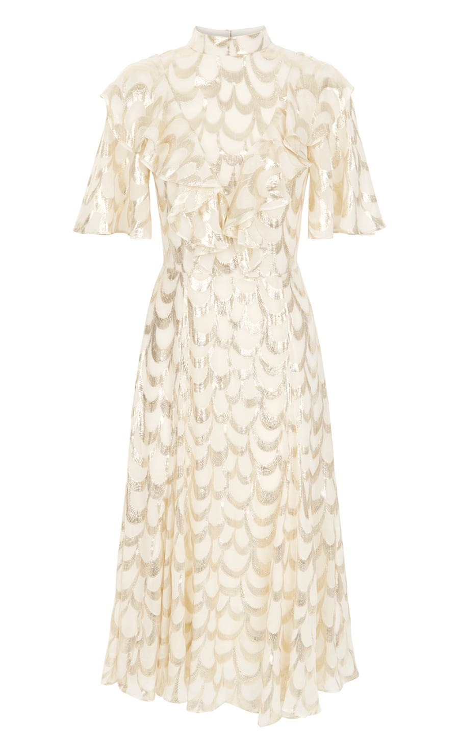 Rider Dress, Ivory