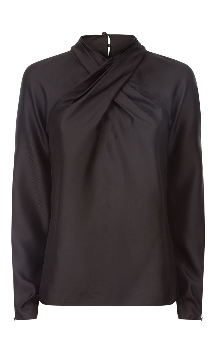 Seabright Blouse, Black