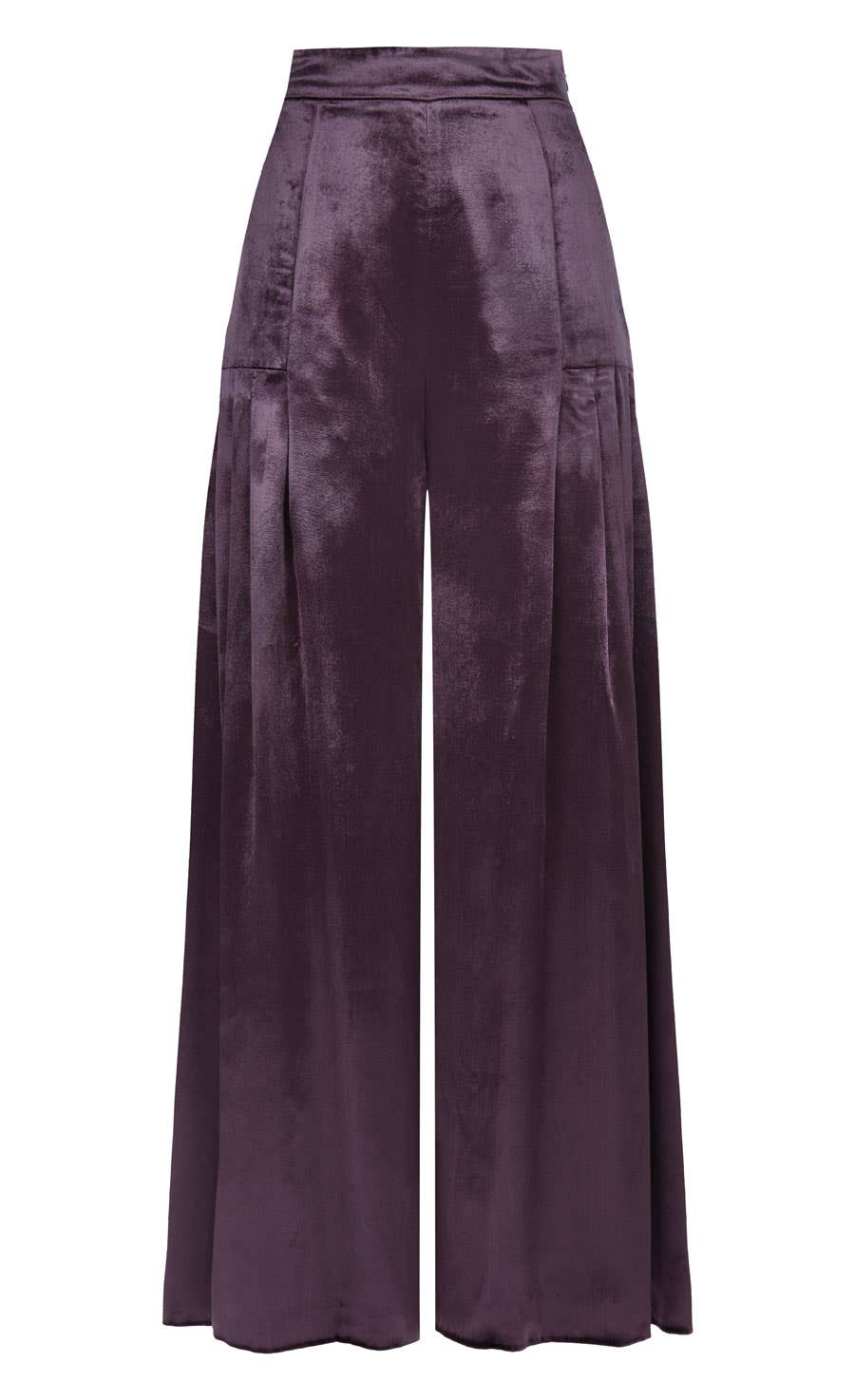 Breeze Trousers, Aubergine