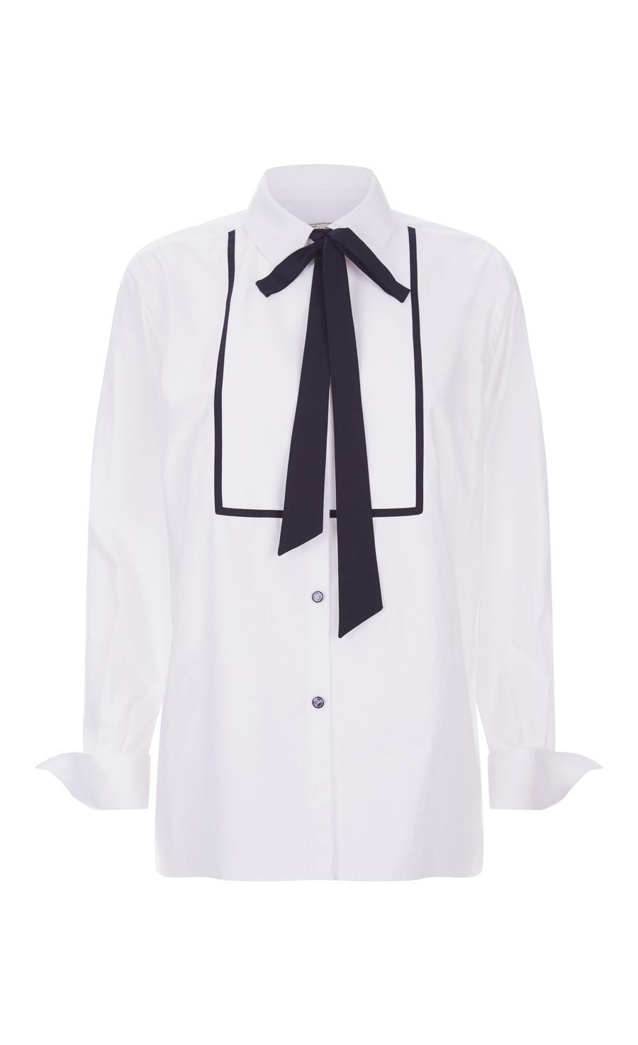 Enigma Shirt, White