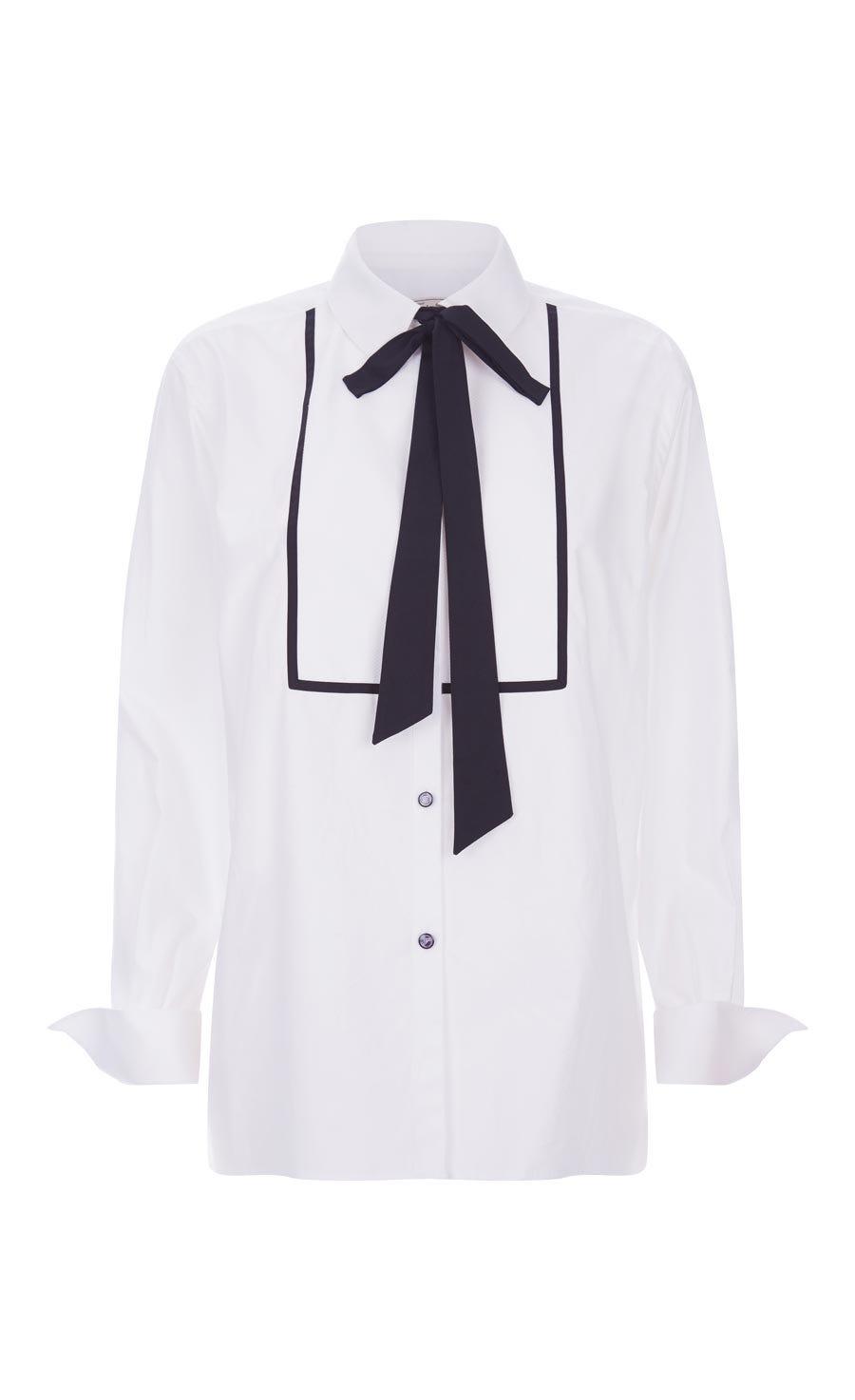 Enigma Shirt, White