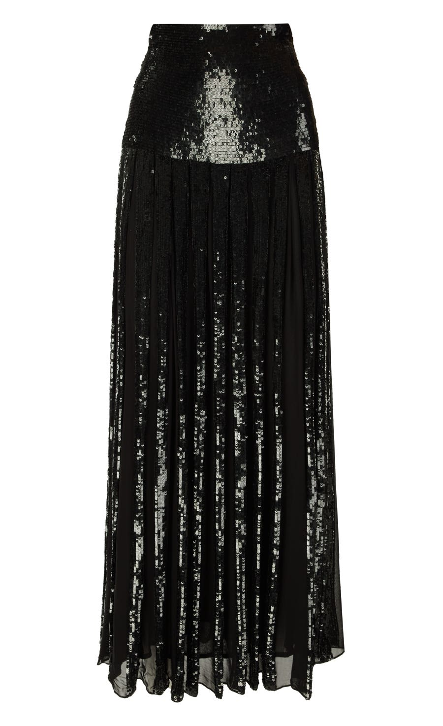 Filigree Skirt, Black