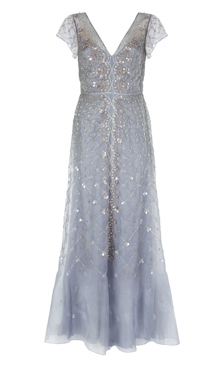 Jewellery Gown, Opal