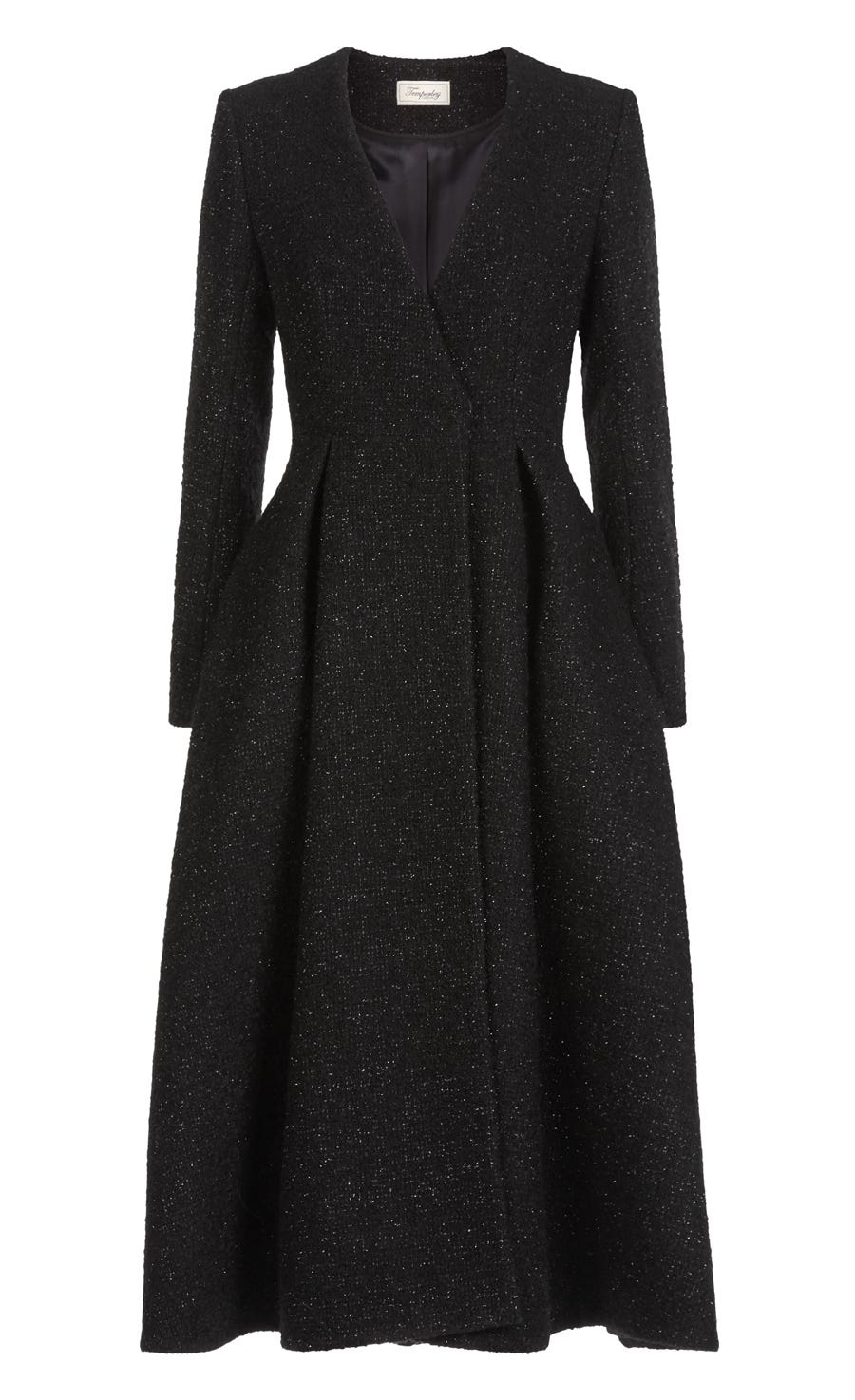 Palm Coat, Black