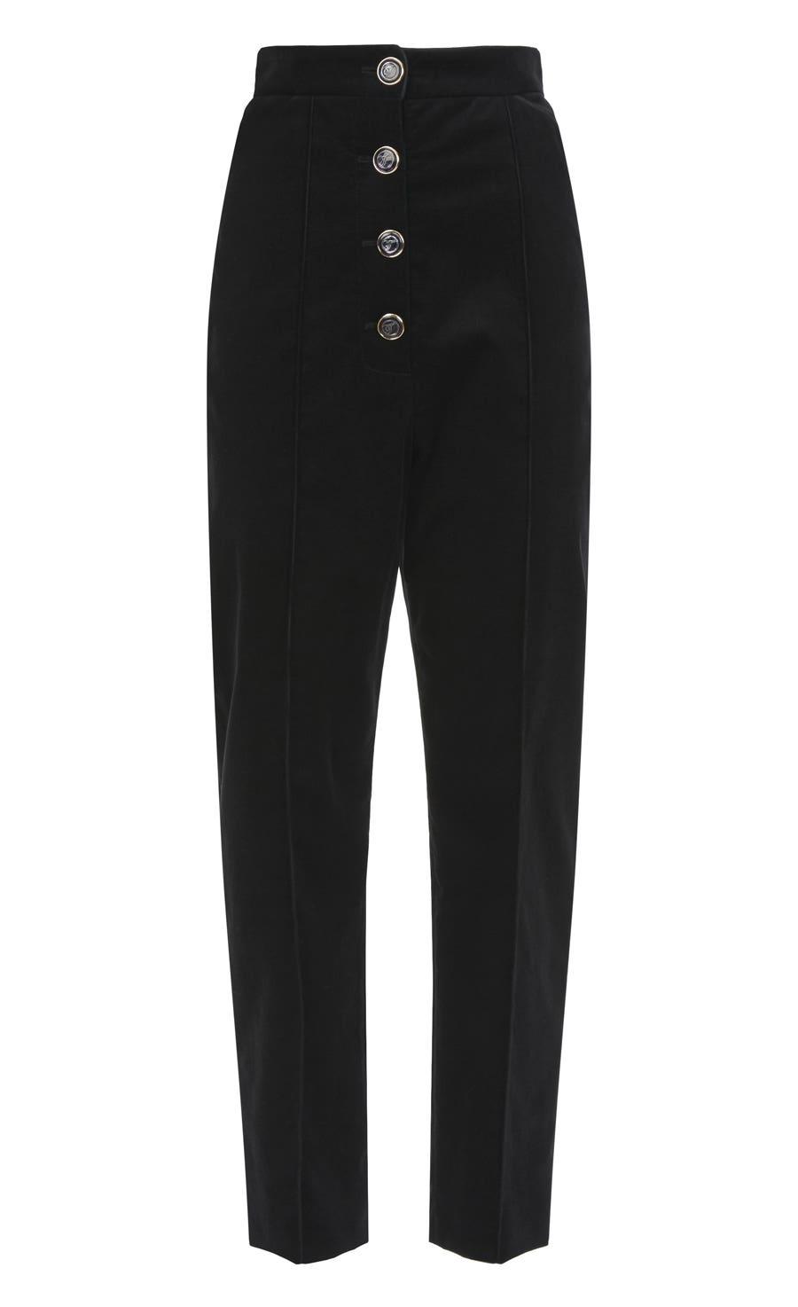 Papillon Tailoring Trousers, Black