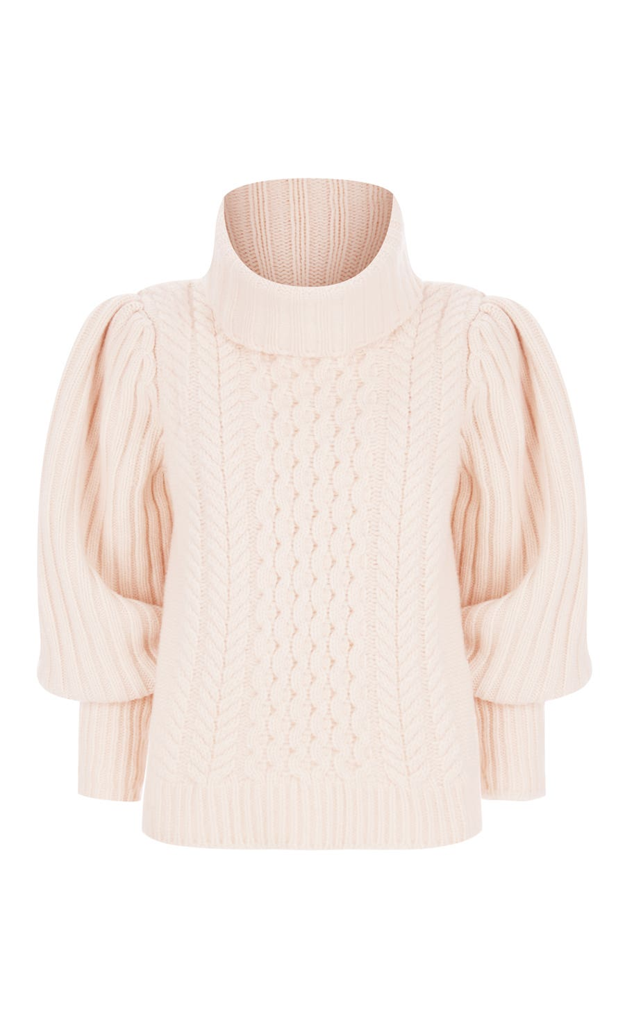 Shade Knit Jumper, Cream