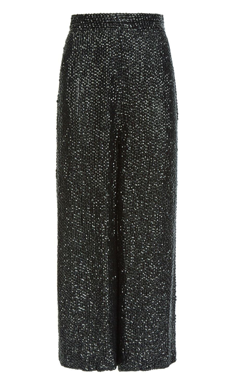 Tiara Trousers, Black