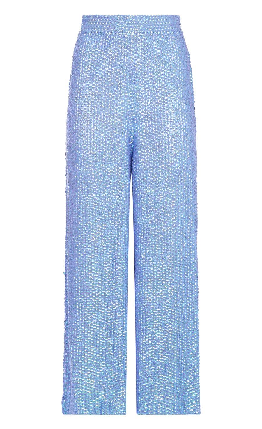 Tiara Trousers, Periwinkle