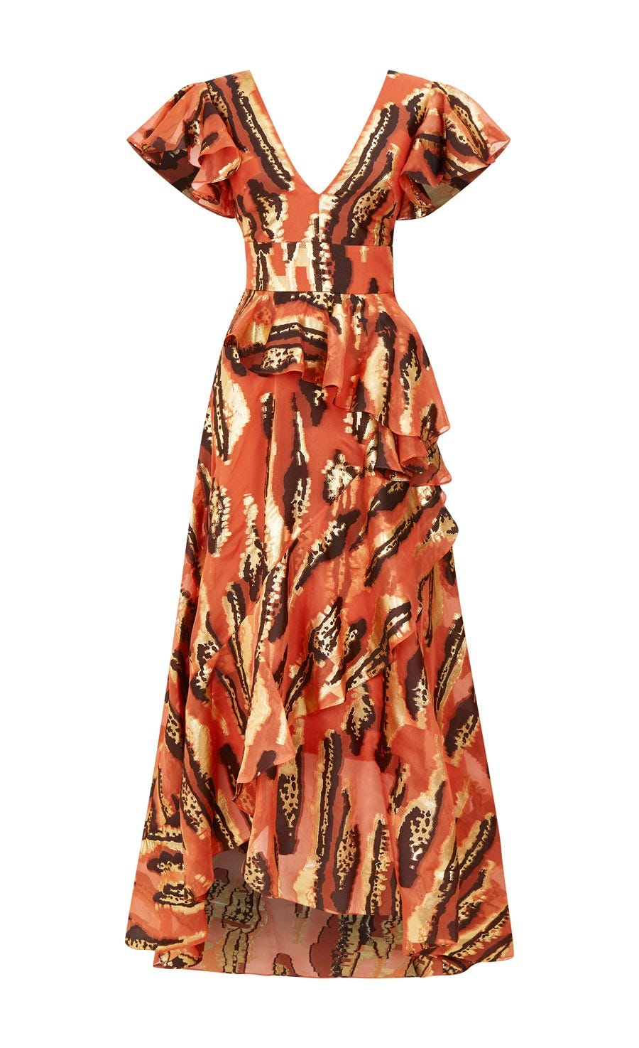 Audrey Long Dress