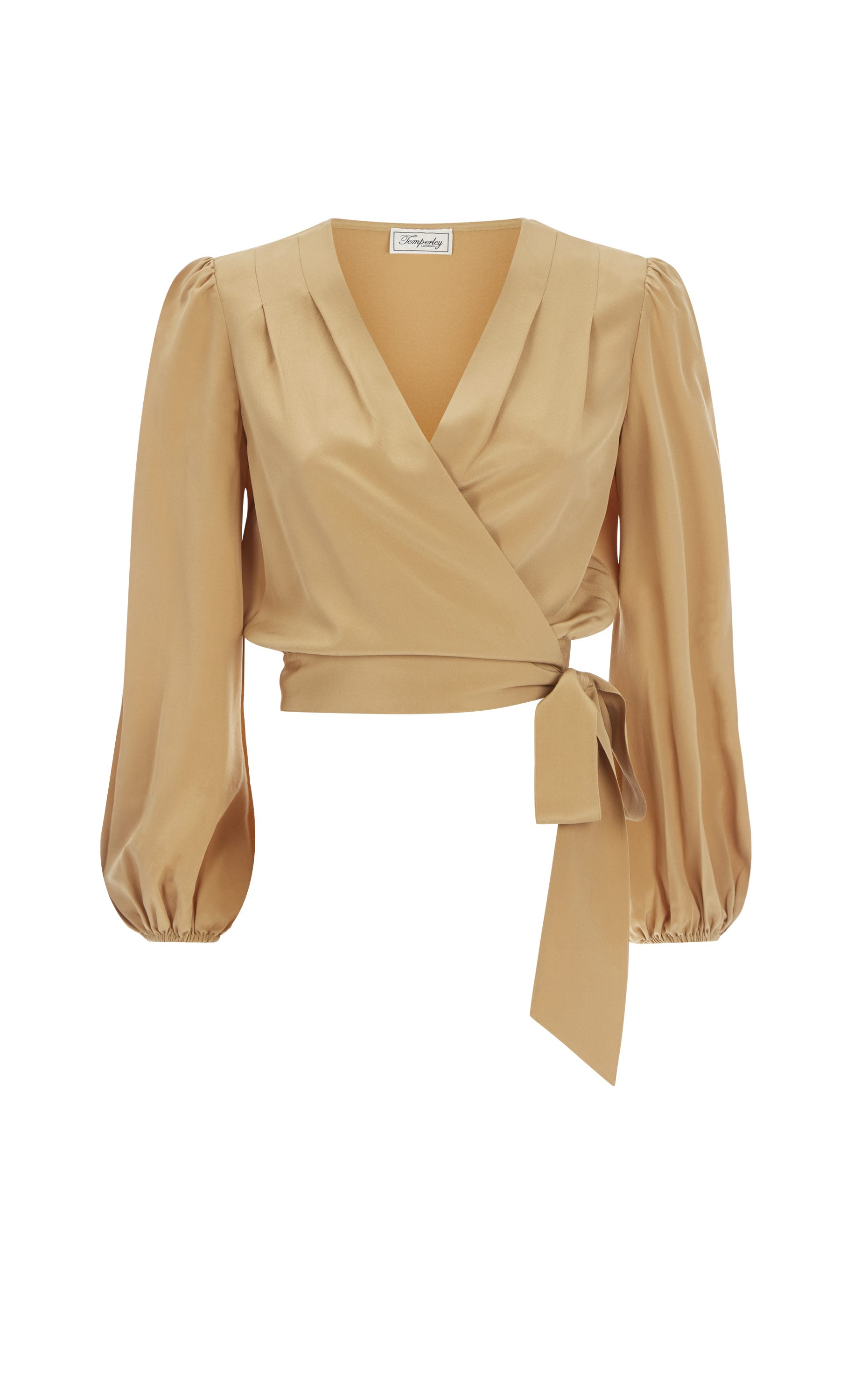 Eden Wrap Blouse