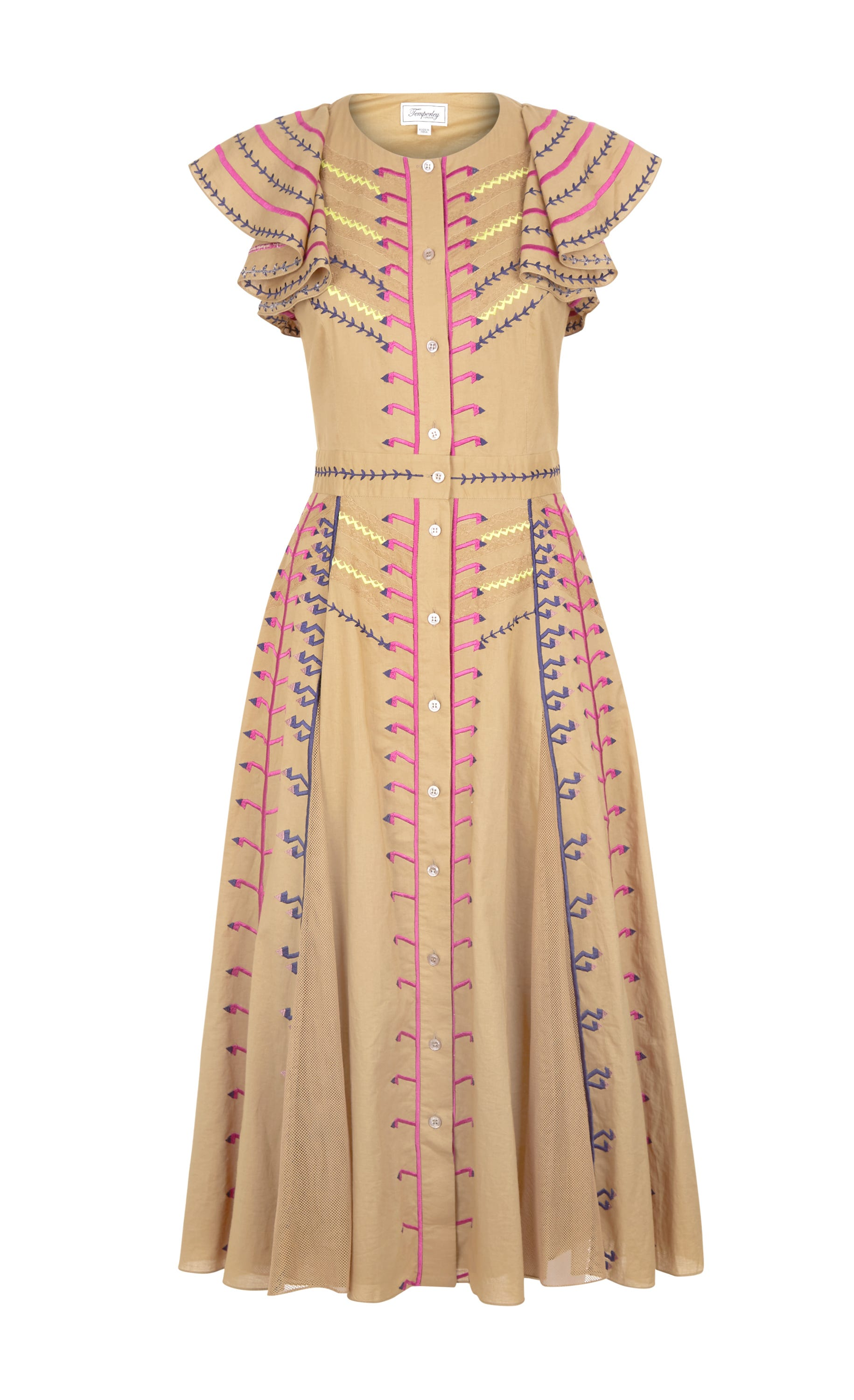 Expedition Sleeved Dress