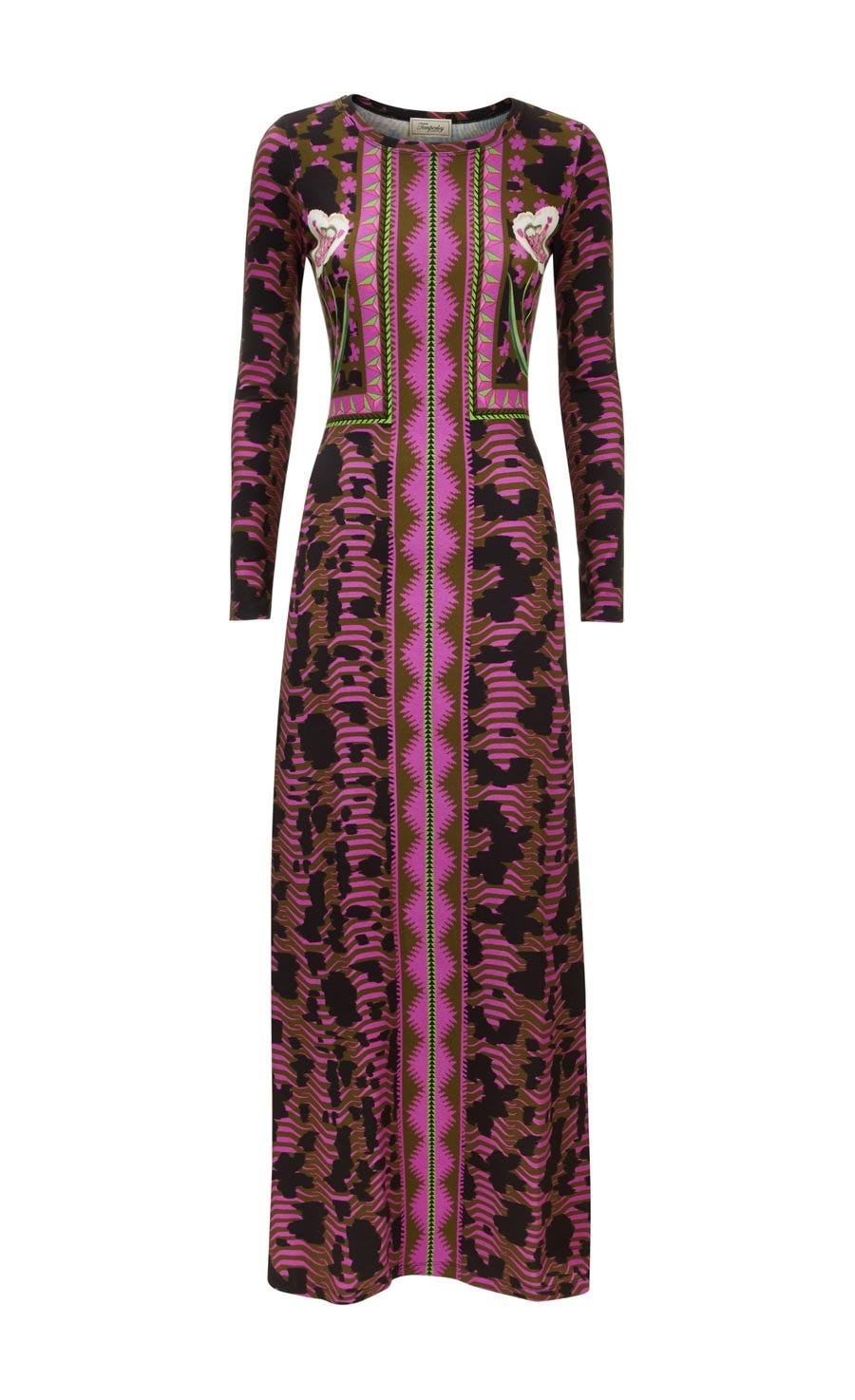 Nellie Printed Dress