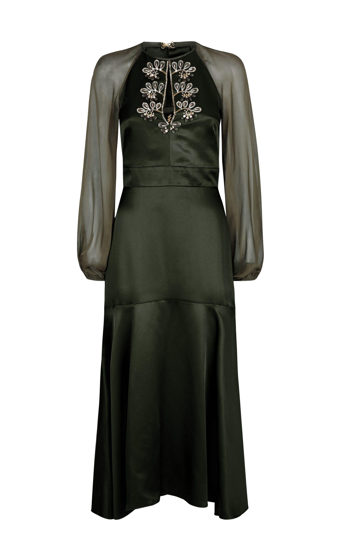 Nile Midi Dress