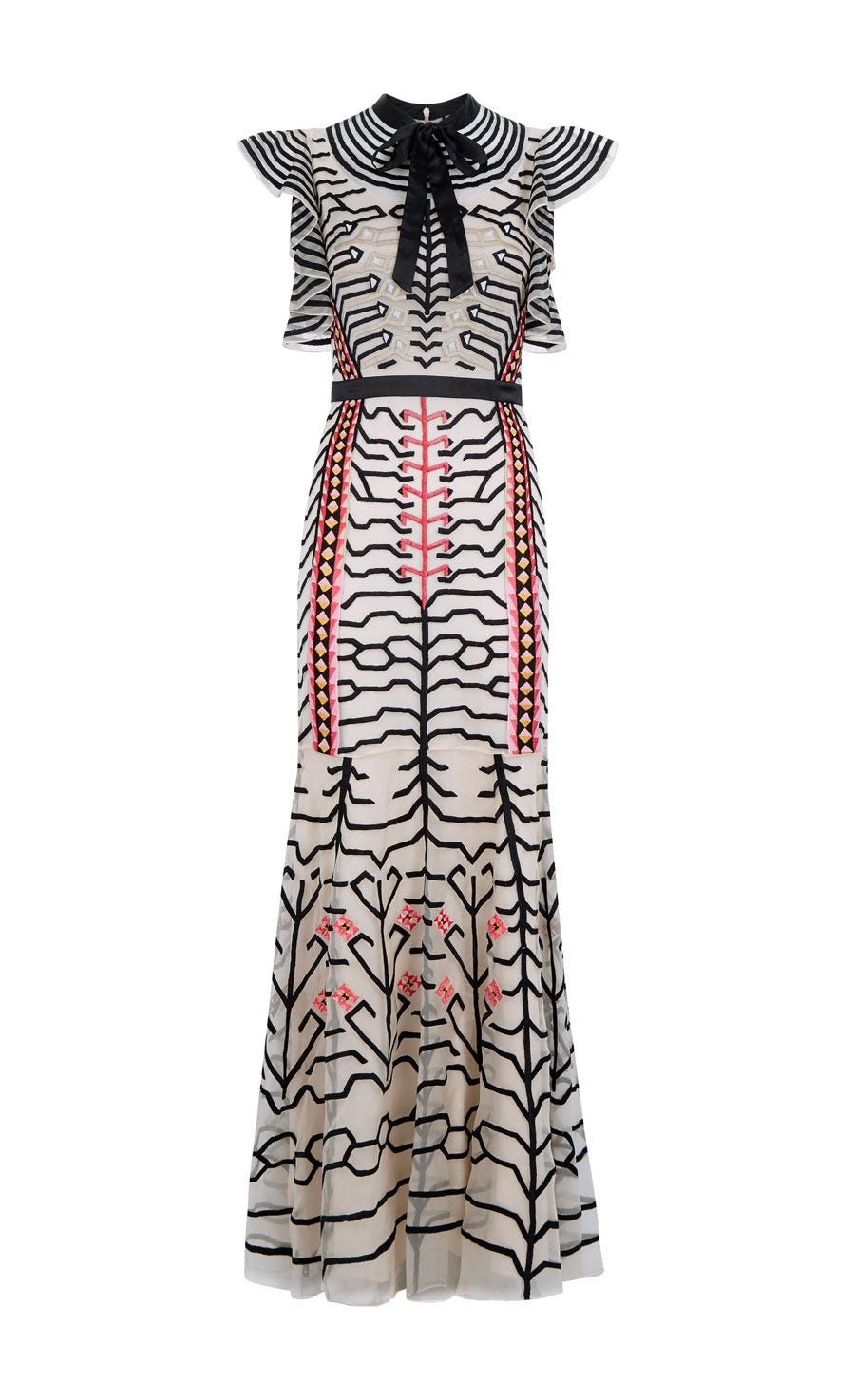 Canopy Evening Dress