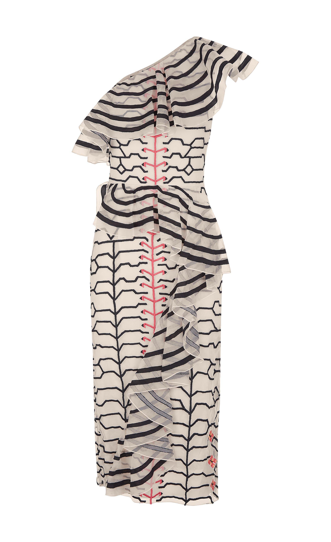 Canopy Ruffle Dress