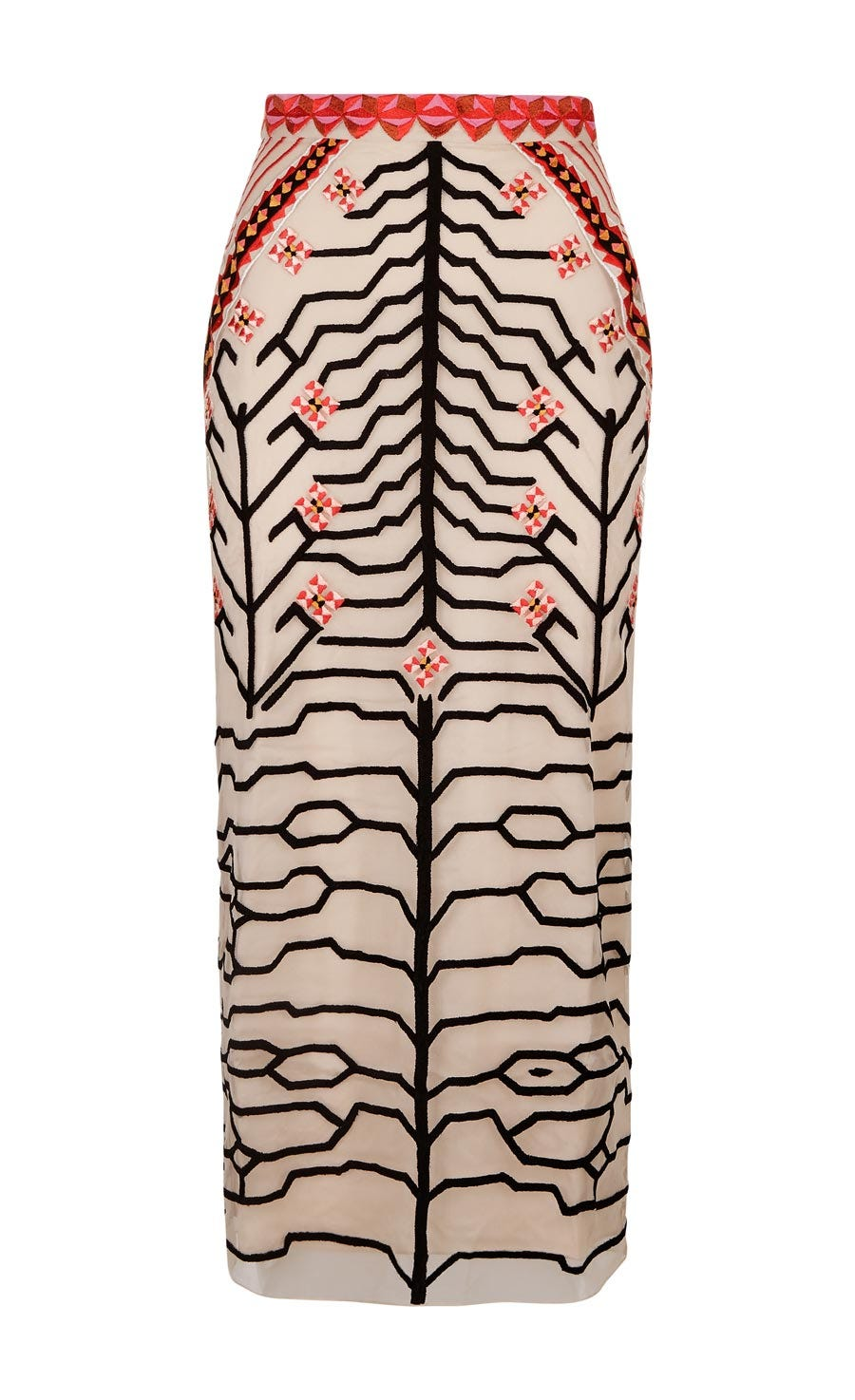 Canopy Pencil Skirt