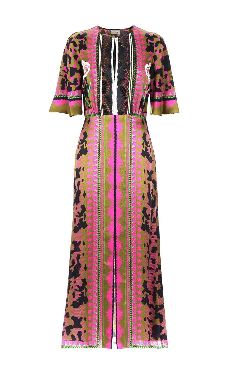 Odyssey Midi Dress