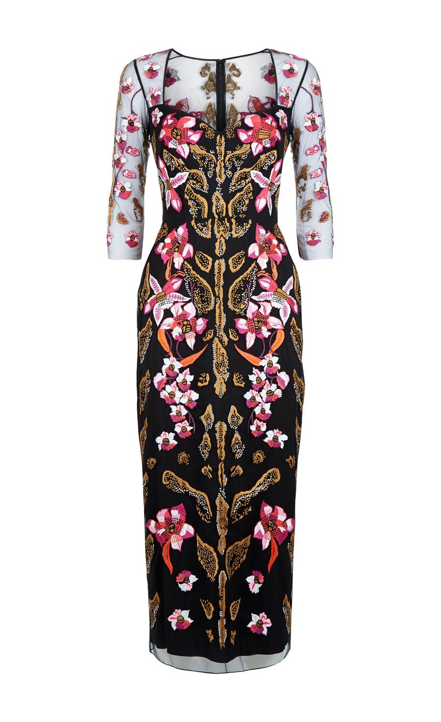 Pardus Fitted Dress