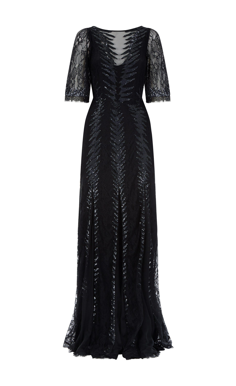 Panther Lace Dress
