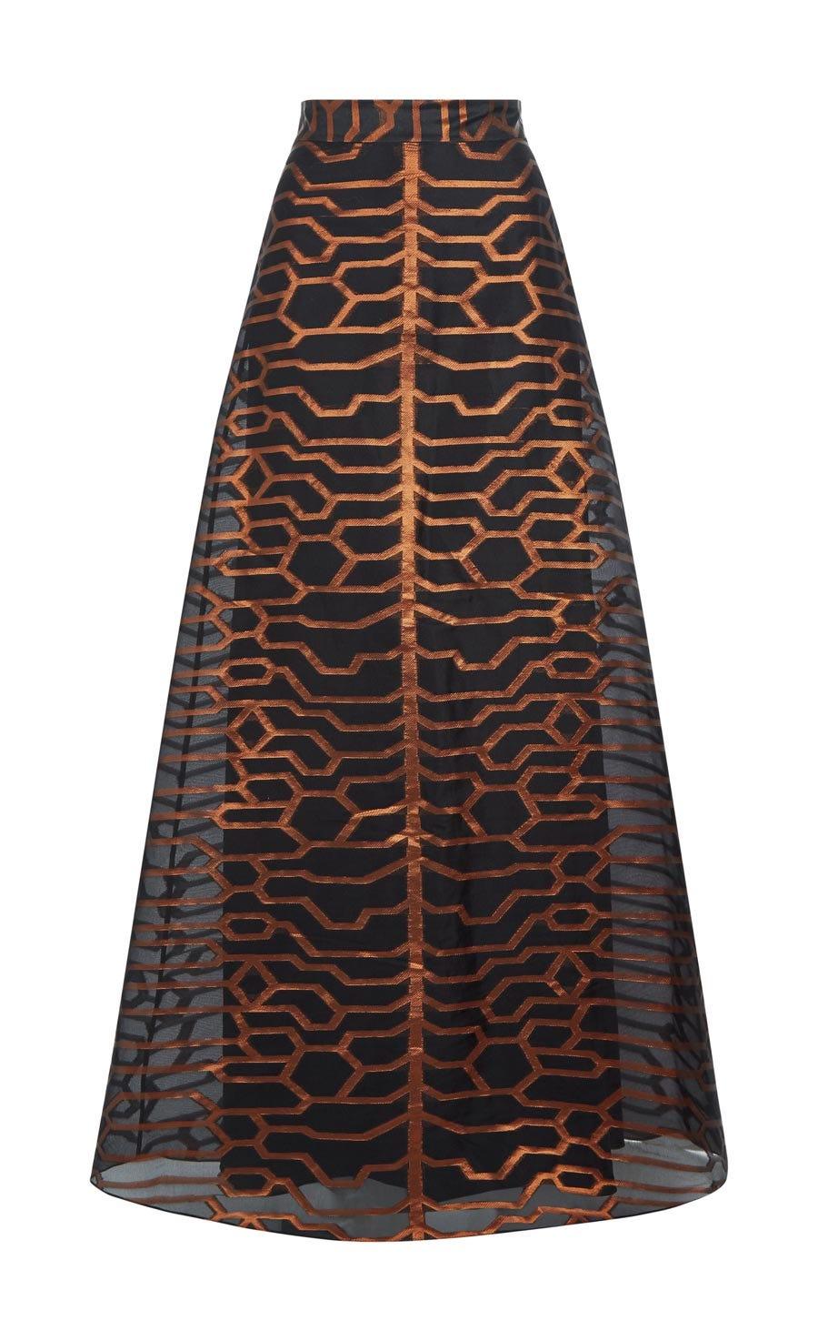 Tapis Long Skirt