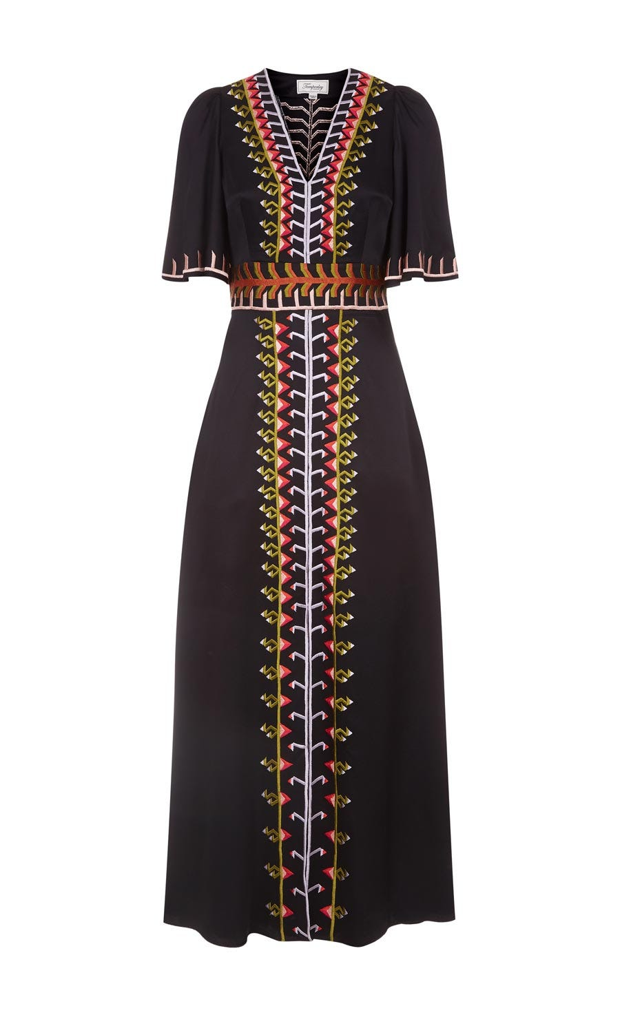 Traveller Long Dress