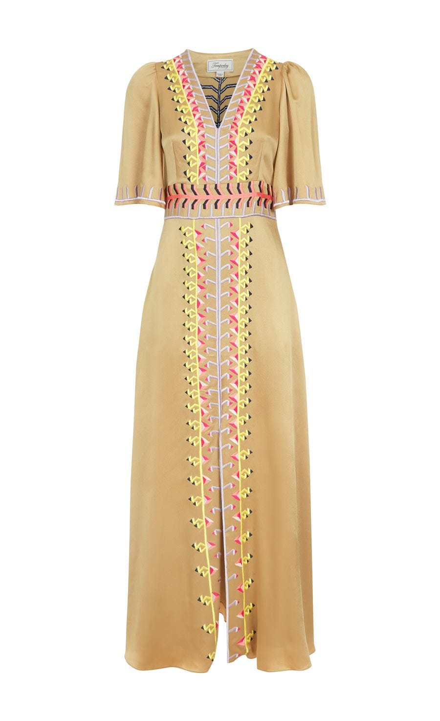 Traveller Long Dress