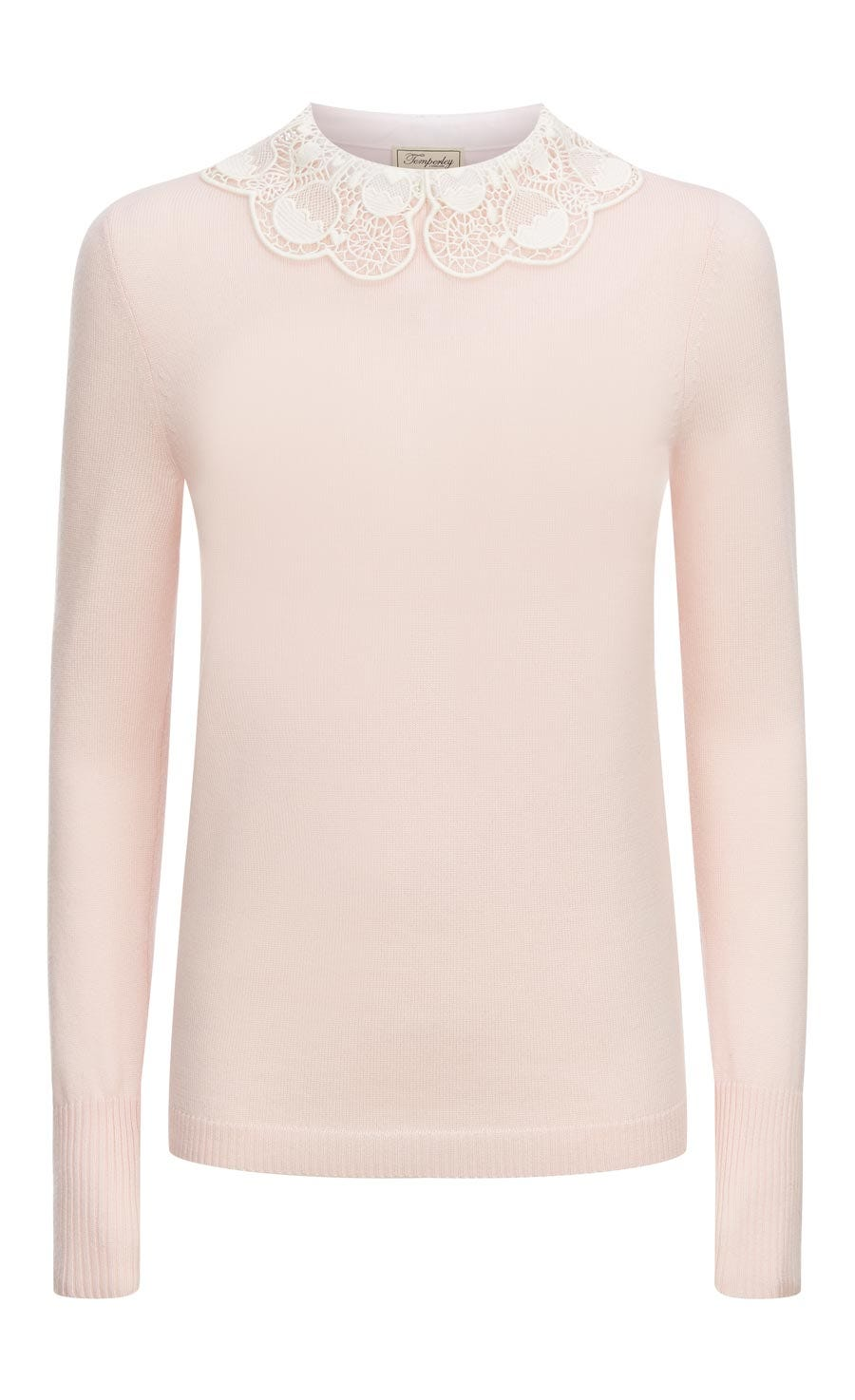 Bliss Collar Jumper, Shell