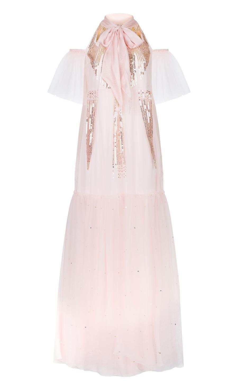Mineral Dress, Shell