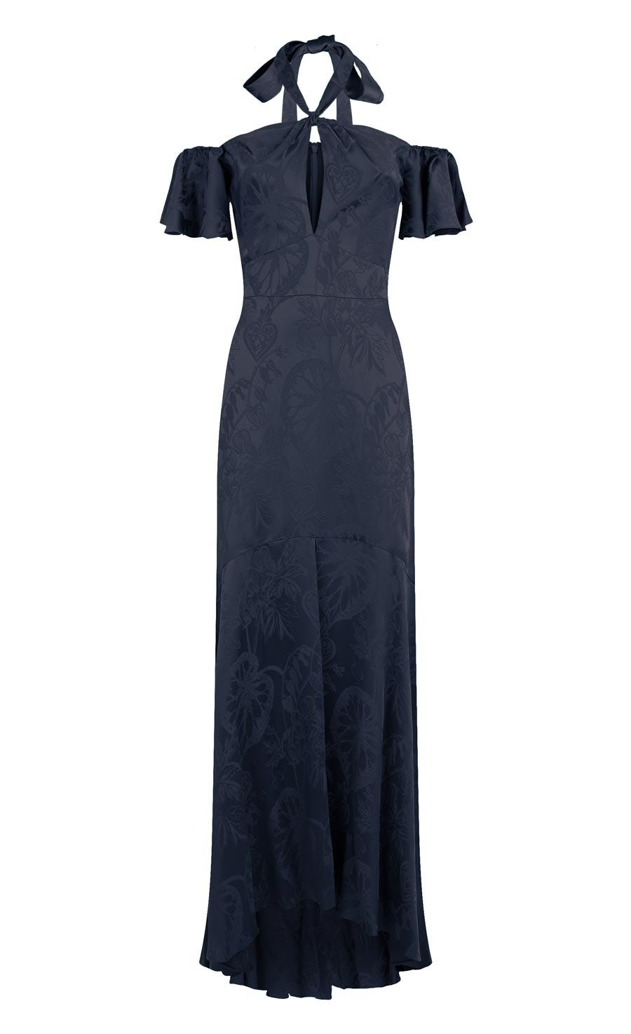 Orbit Dress, Midnight