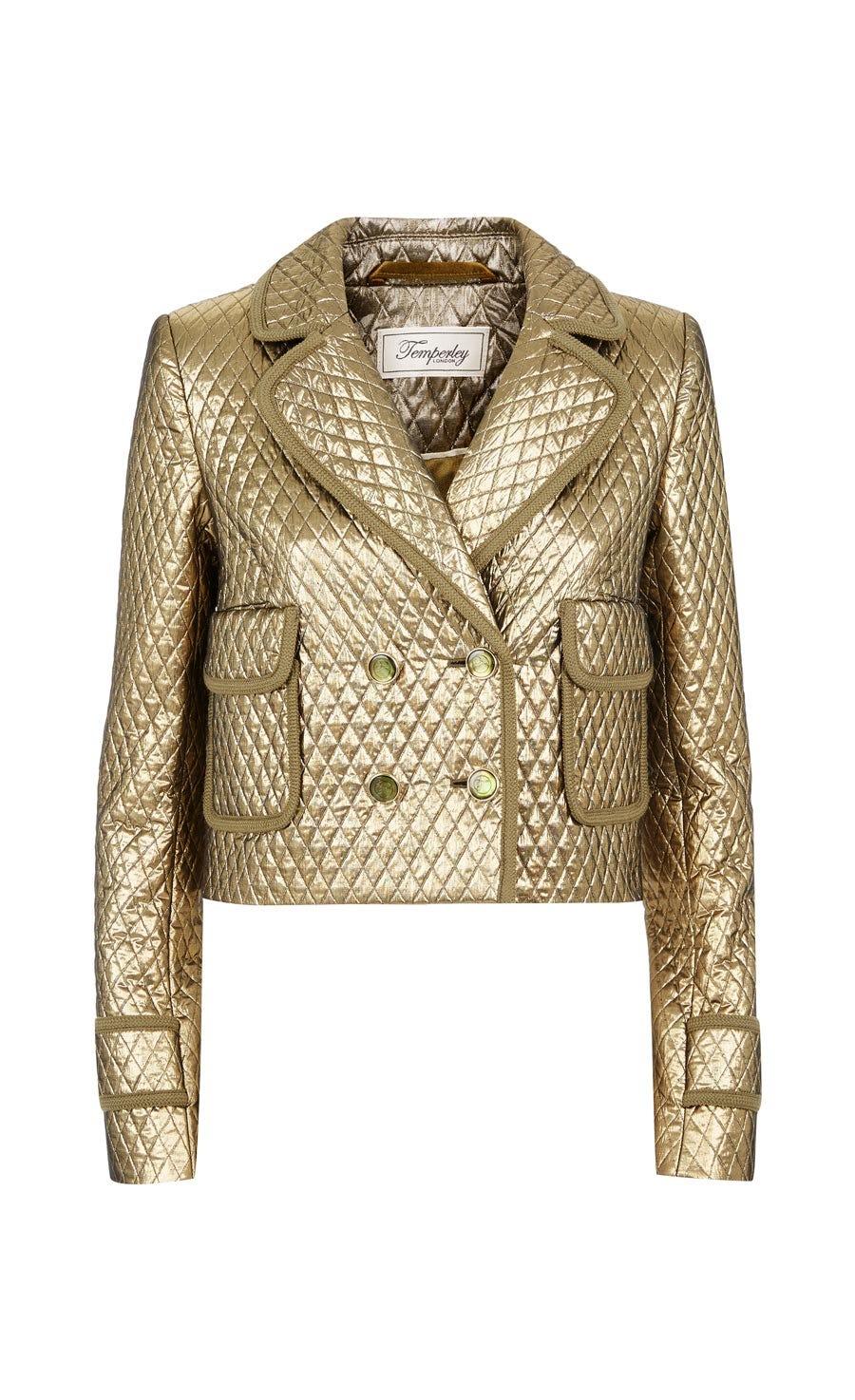 Borealis Short Jacket