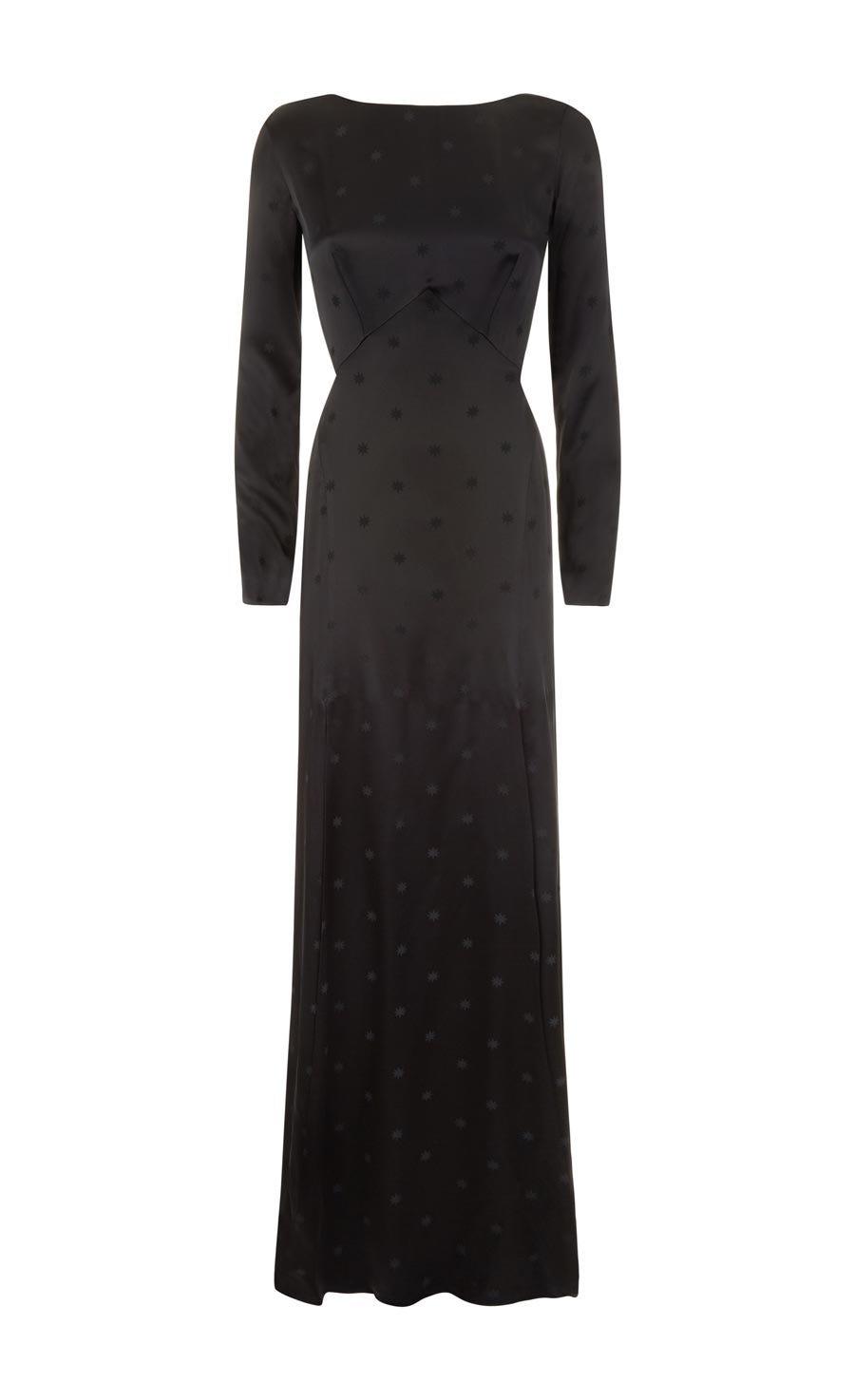 Betty Split Dress