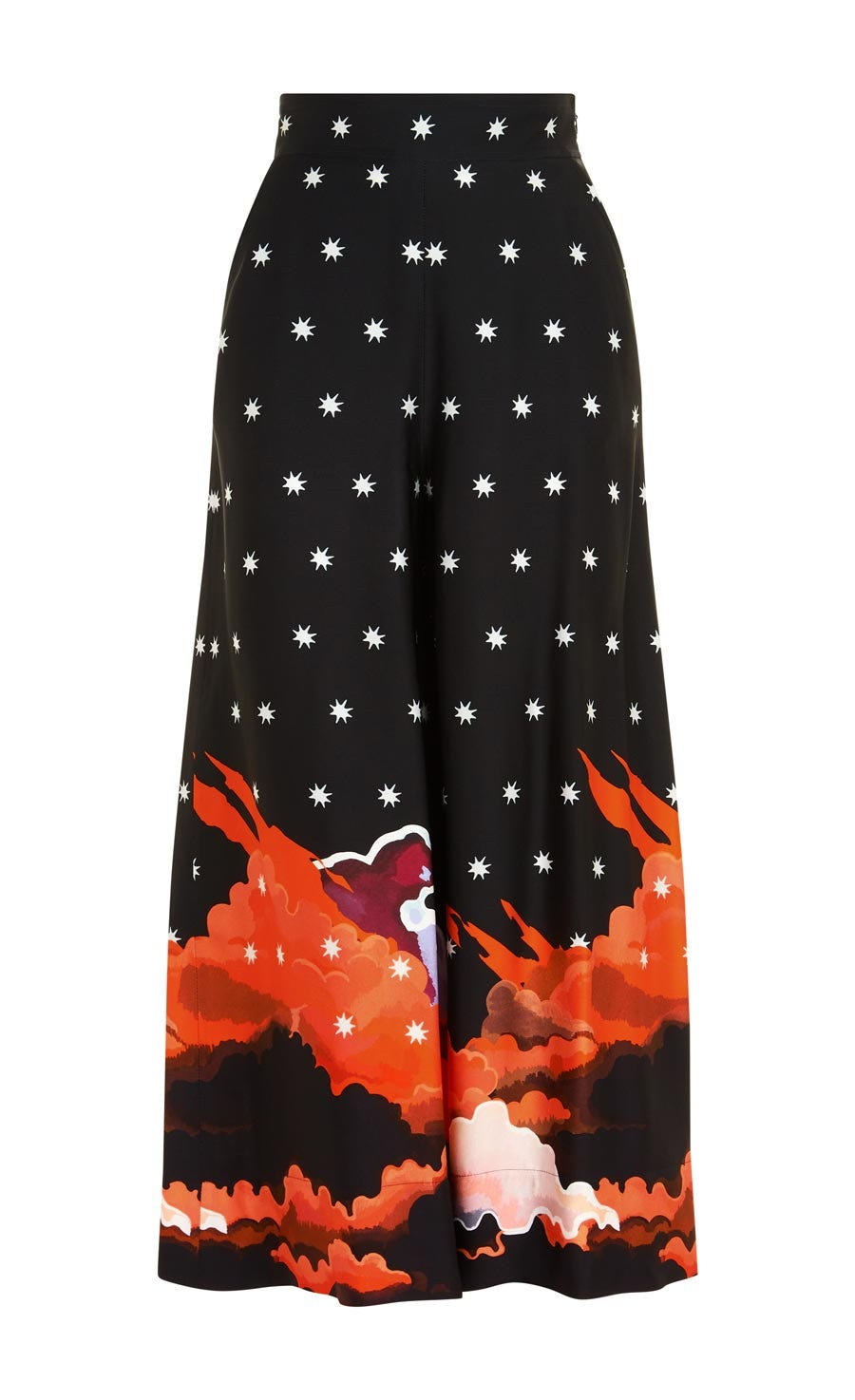 Cloud Evening Trousers