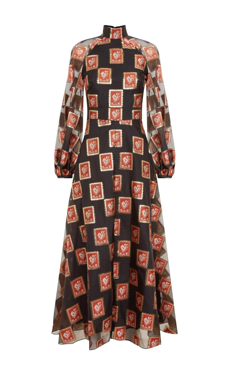 Elinor Sleeved Dress