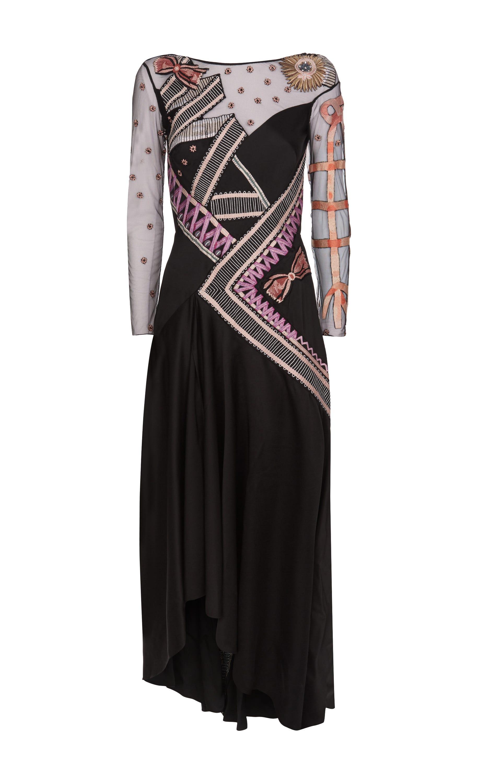 Kite Sleeved Dress