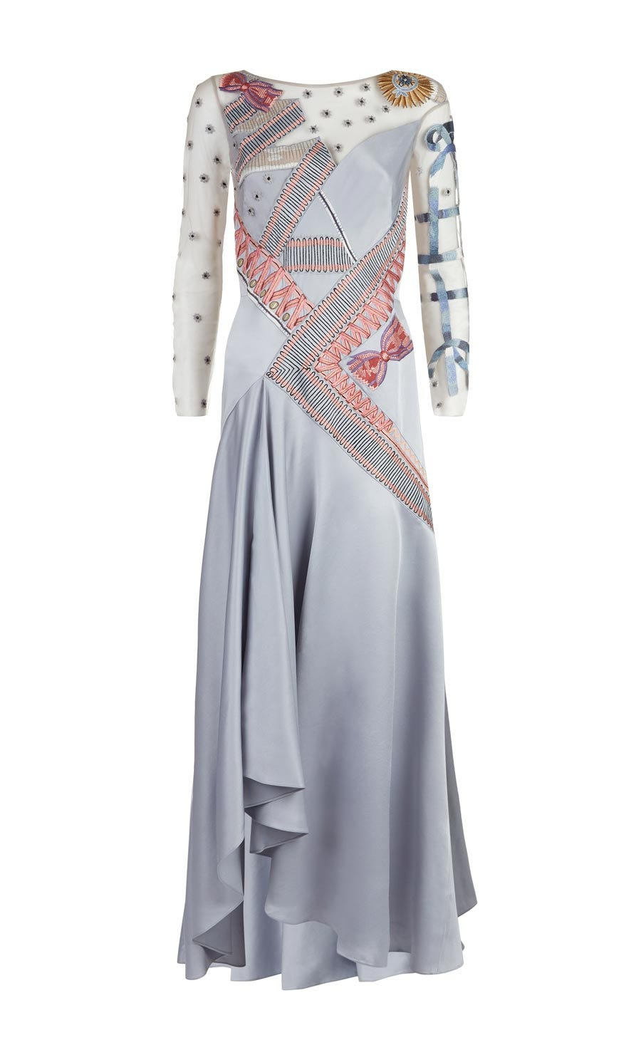 Kite Sleeved Gown