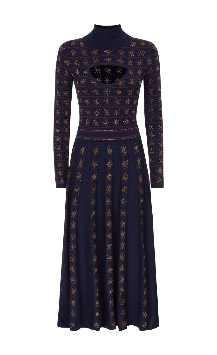 Night Knit Dress