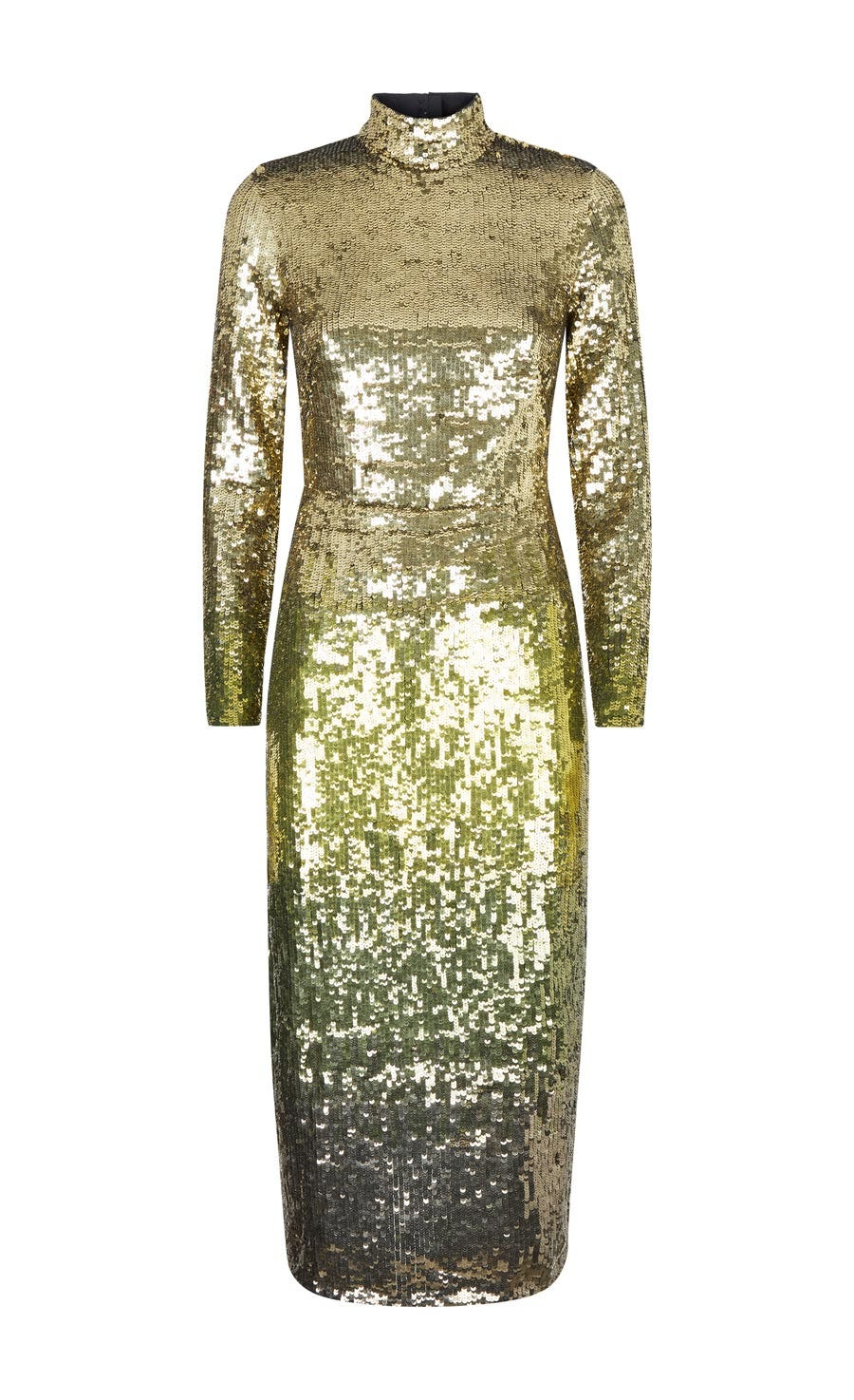 Ruth Sequin Fitted Dress