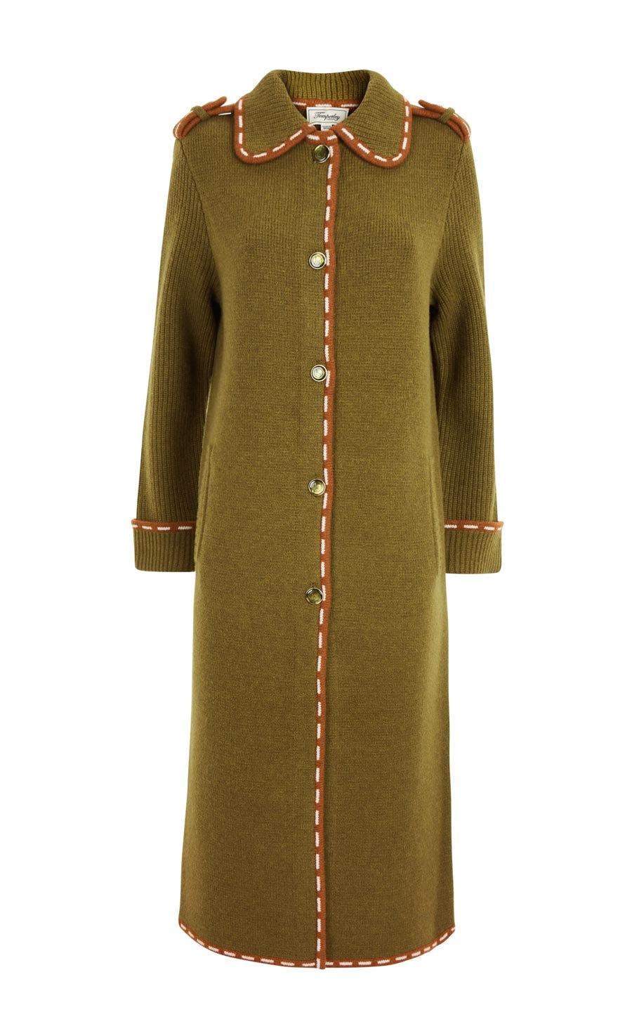 Thunder Knit Coat