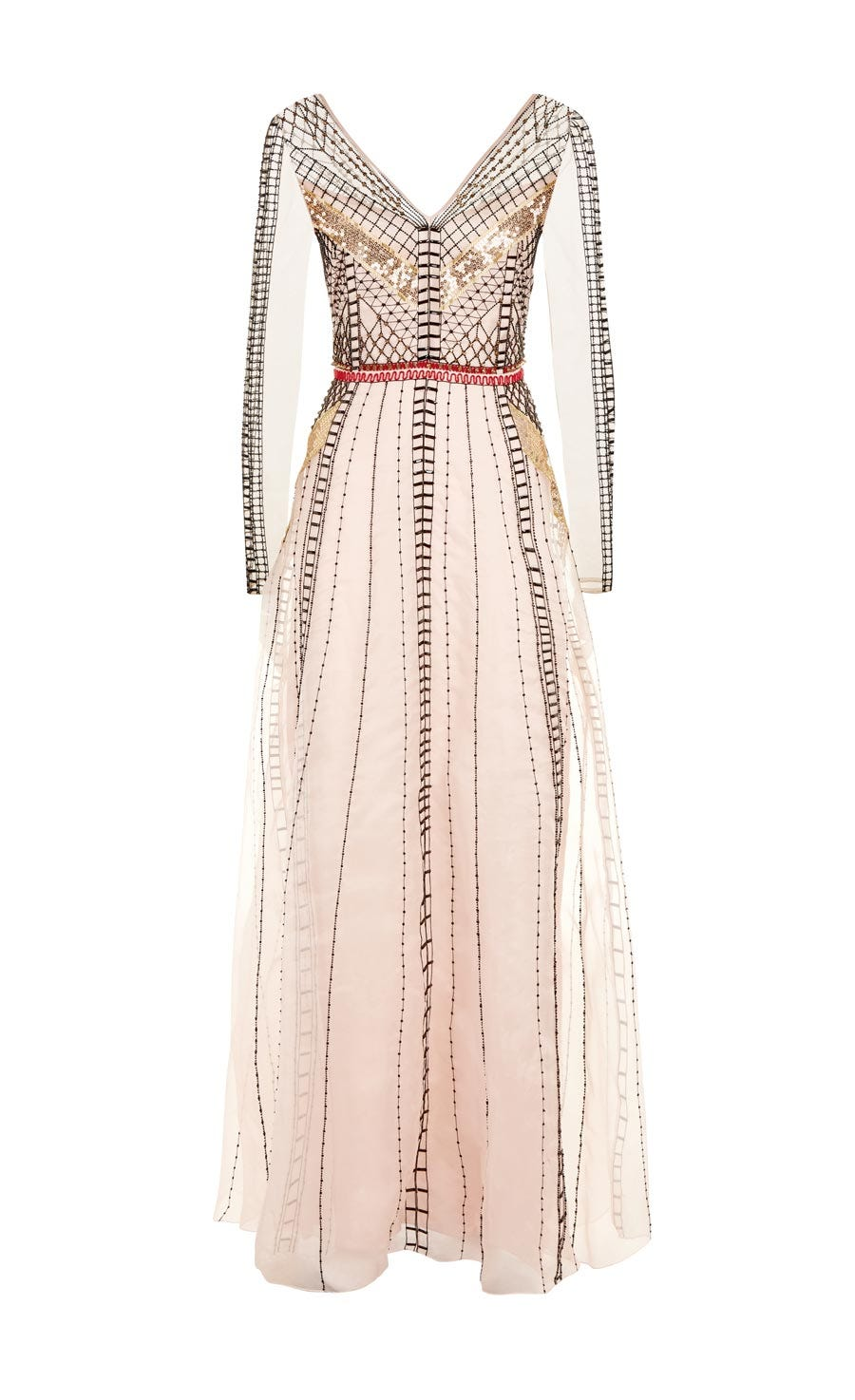 Victoria Long Dress