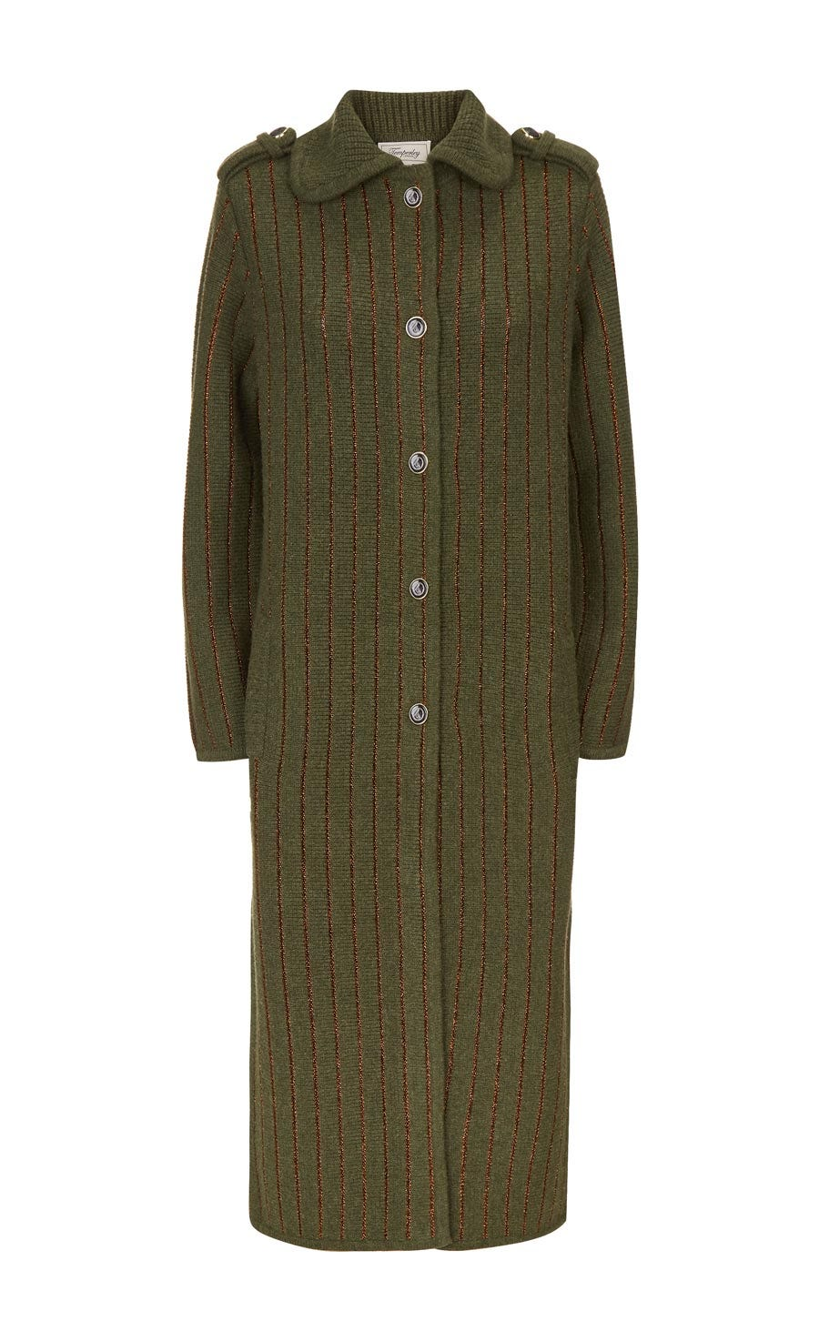 Whistle Knit Coat