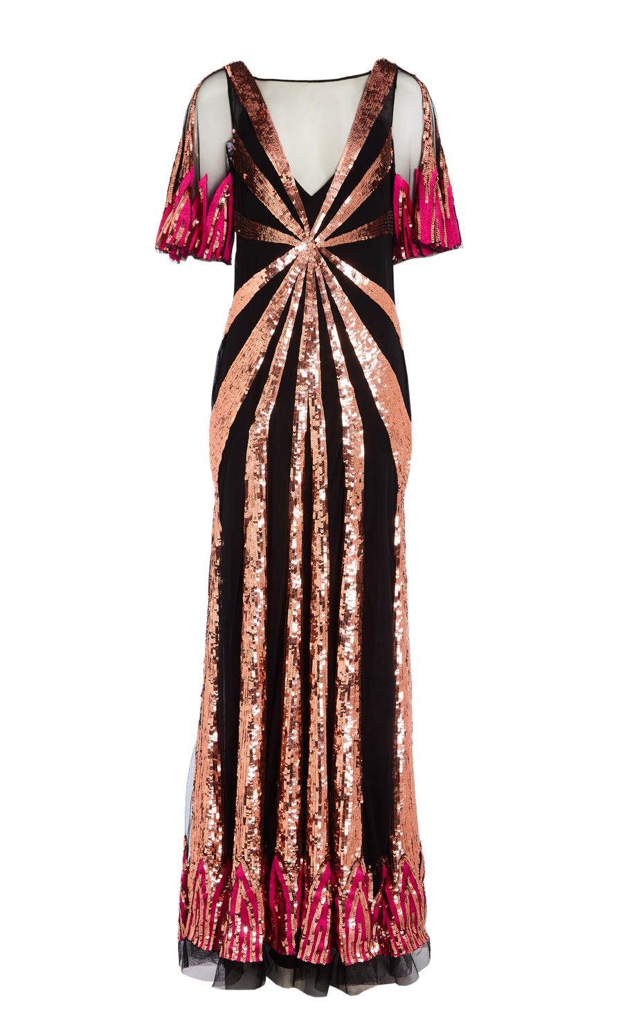 Sycamore Sleeved Gown