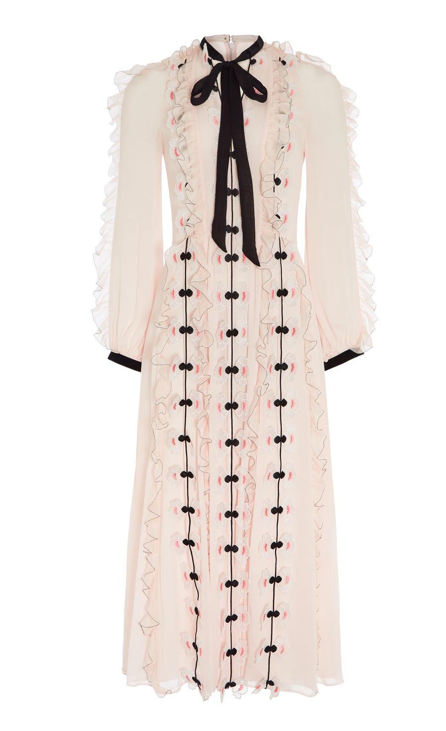 Cloudburst Sleeved Dress